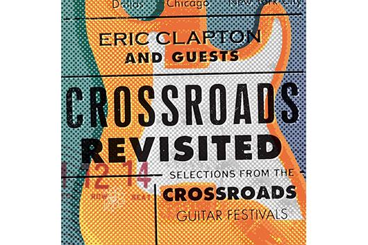 クラプトンの「クロスローズ・ギター・フェスティバル」、初のアナログ盤が発売