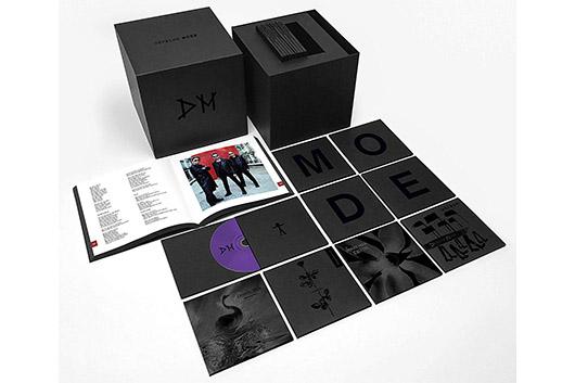 デペッシュ・モードの全スタジオ・アルバムを収録したボックスセット「MODE」発売