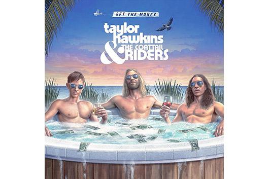 テイラー・ホーキンズ新作にはロジャー・テイラーやジョー・ウォルシュら豪華ゲストが多数参加、12月25日国内盤発売!