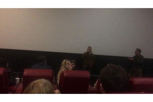 ブルース・スプリングスティーンが『ウエスタン・スターズ』の試写会にサプライズで登場