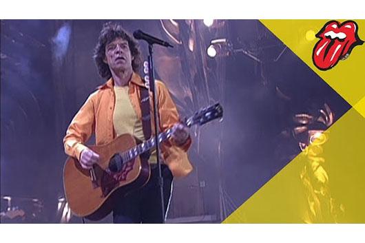 ローリング・ストーンズのコンサート映像作品『ブリッジズ・トゥ・ブエノスアイレス』より新たなライヴ映像公開