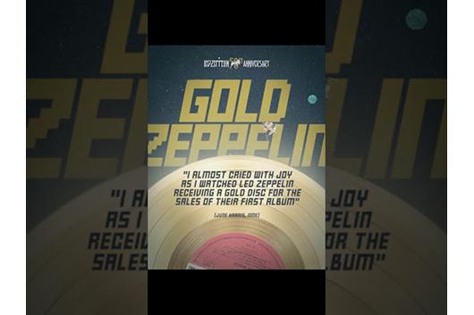 レッド・ツェッペリンの50年史を描いた短編動画シリーズ『エピソード7』『同8』公開
