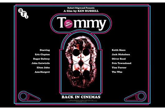 ザ・フーの映画『トミー』がイギリスで再上映、新たなトレーラー公開