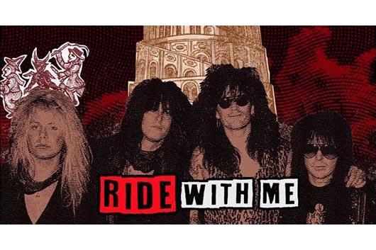 モトリー・クルー、新曲「Ride With The Devil」のリリック・ビデオ公開