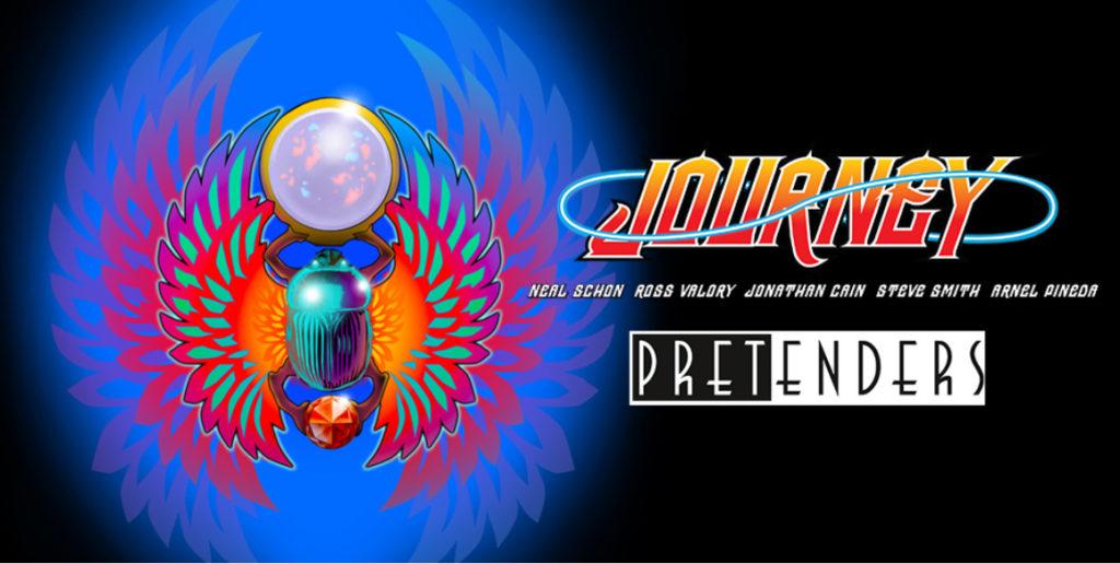 ジャーニーとプリテンダーズが2020年の北米ジョイント・ツアーを発表