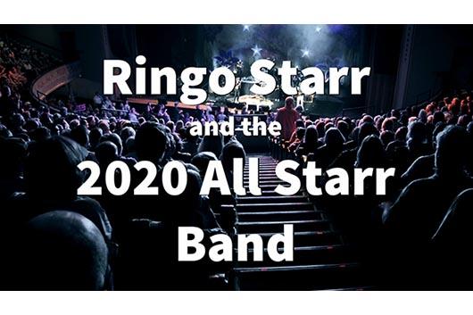 リンゴ・スター&ヒズ・オール・スター・バンドが2020年の北米ツアーを発表