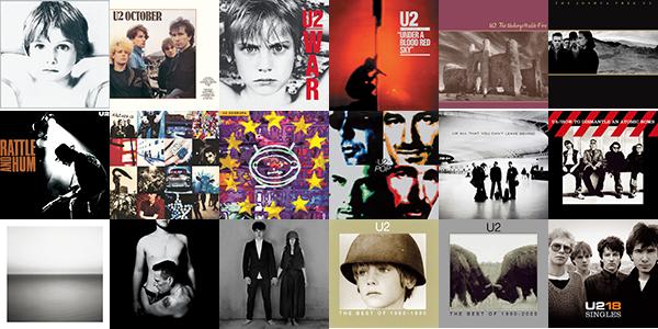 ユニバーサルより、U2の過去作が廉価で、R.E.M.『Monster』ボックスセットが発売に