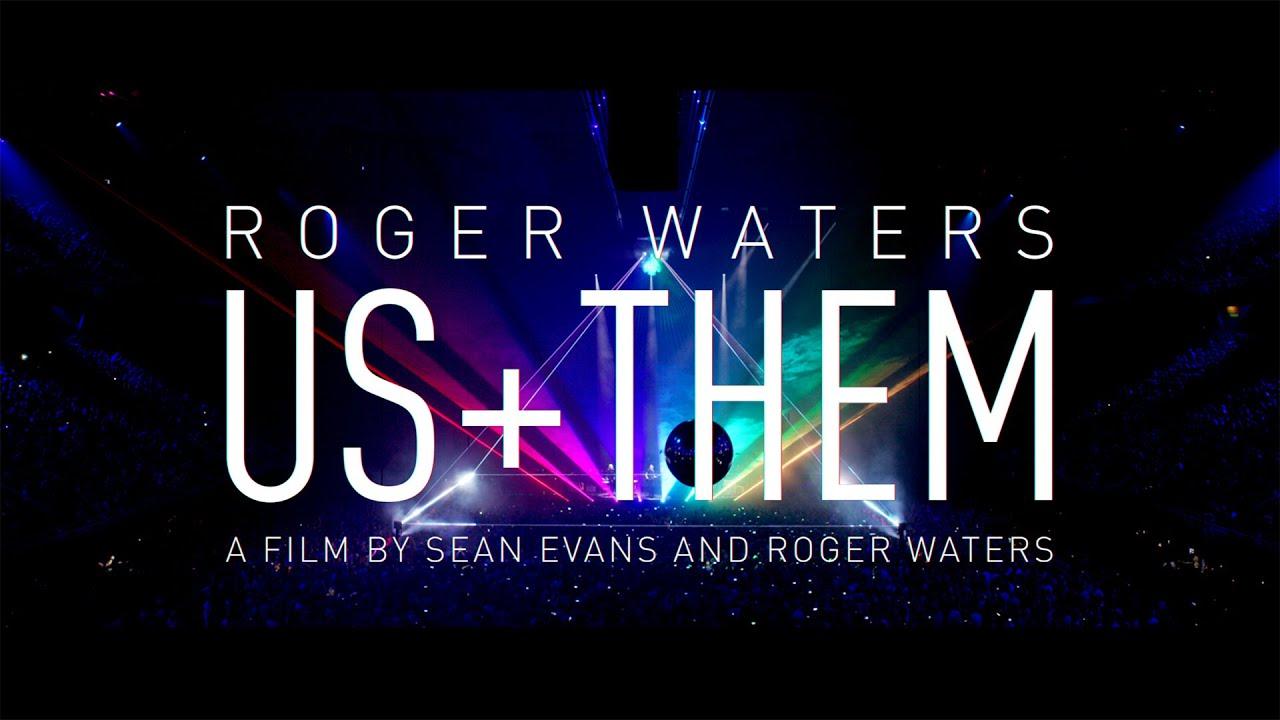ロジャー・ウォーターズの最新ライヴ映像『US+THEM』劇場公開、東京・名古屋・大阪の各会場ペアで2組、計12名様ご招待!