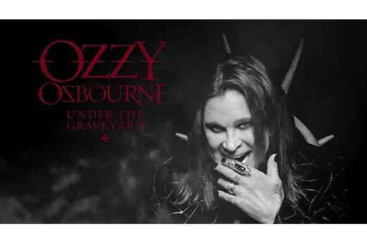 オジー・オズボーンが新曲「Under The Graveyard」のオーディオ・ビデオをリリース