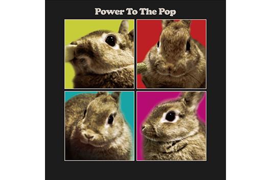 担当D入魂!、ビートルズの遺伝子たちの作品を詰め込んだ、日本企画コンピCD『POWER TO THE POP』発売