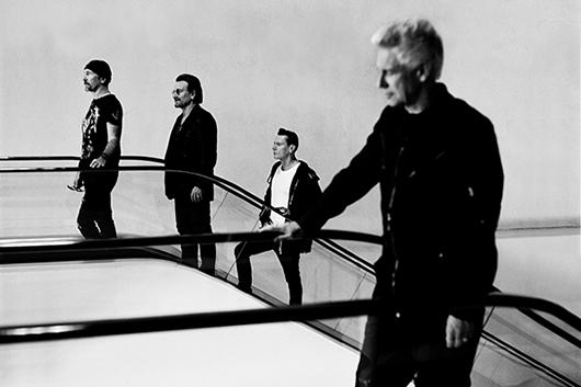 13年ぶりの来日公演が迫るU2、A.R.ラフマーンとのコラボ新曲をリリース