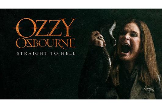 オジー・オズボーン、スラッシュをフィーチャーした新曲「Straight To Hell」をリリース