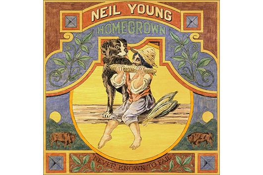 ニール・ヤング、1975年の未発表アルバムを2020年にリリース