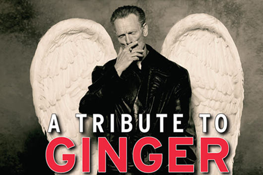 エリック・クラプトンがジンジャー・ベイカーのトリビュート公演を発表
