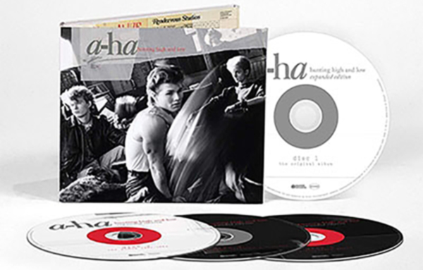 a-ha『ハンティング・ハイ・アンド・ロウ』の拡大盤が発売、「テイク・オン・ミー」のドキュメント映像も遂に完結!