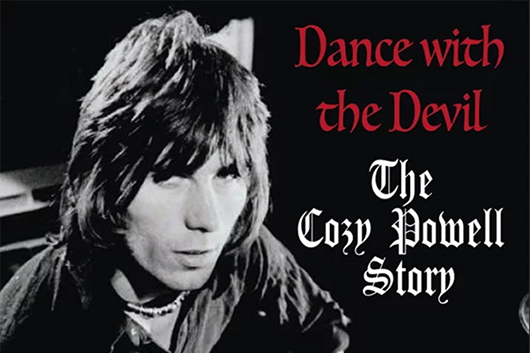 コージー・パウエル初の伝記本『Dance With The Devil』、3月に発売