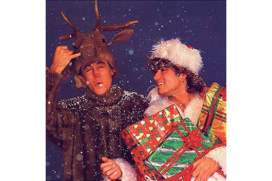 ワム!の「Last Christmas」、7インチのホワイト・ヴァイナルでリイシュー