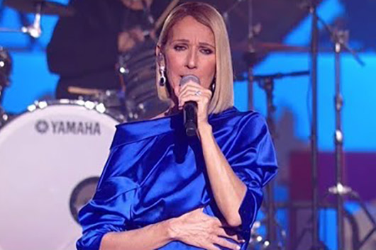 セリーヌ・ディオン、メイシーズの感謝祭パレードで新曲を披露