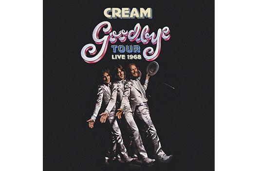 クリーム、1968年の伝説のライヴを収録! 未発表音源を初CD化で来年2月にリリース決定!