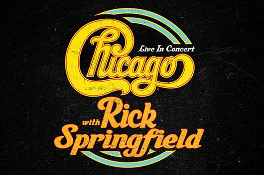 シカゴとリック・スプリングフィールドが北米ジョイント・ツアーを発表
