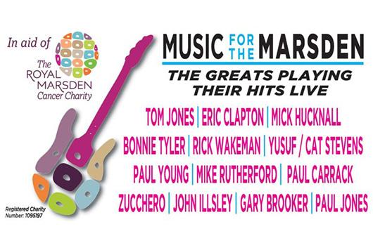 英チャリティ・コンサート「Music For The Marsden」、豪華ラインナップ発表