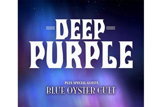 ディープ・パープル、新作の完成と2020年のUKアリーナ・ツアーを発表