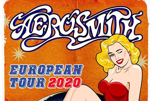 エアロスミス、2000年のヨーロッパ/UKツアーを発表