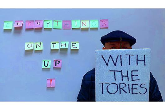 ブライアン・イーノ、イギリス総選挙に合わせた新曲をリリース