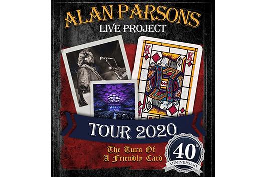 アラン・パーソンズ、アルバム『Turn Of A Friendly Card』の40周年記念ツアーを発表