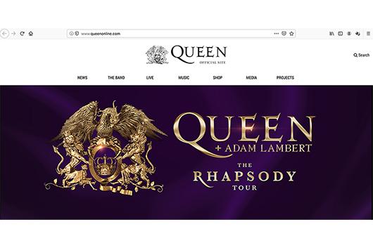 クイーン+アダム・ランバート、ロンドンO2アリーナのレジデンシーに5公演追加