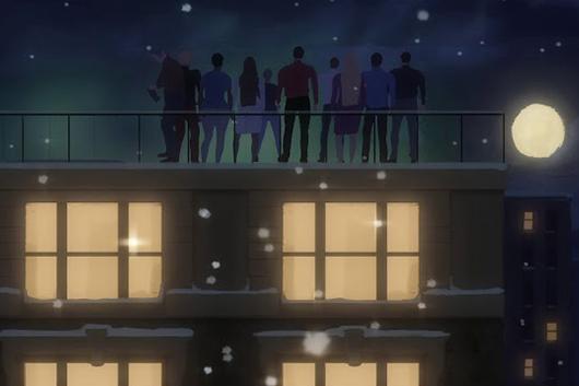 クイーン1984年の「Thank God It's Christmas」 新たなアニメ・ビデオ公開