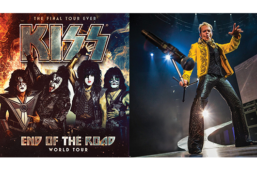 KISS、2020年北米ツアーの特別ゲストにデヴィッド・リー・ロス?