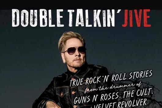 ガンズの元ドラマー、マット・ソーラムの自叙伝『Double Talkin' Jive』2020年4月発売