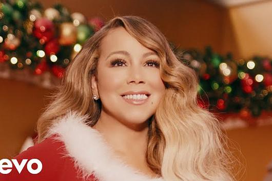 マライア・キャリーの「恋人たちのクリスマス」、新たなミュージック・ビデオ公開
