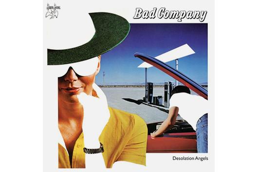 バッド・カンパニー1979年の『Desolation Angels』、40周年記念エディション発売