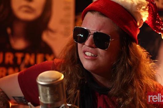 マーカス・キングが「Back Door Santa」をカヴァー、ライヴ映像公開