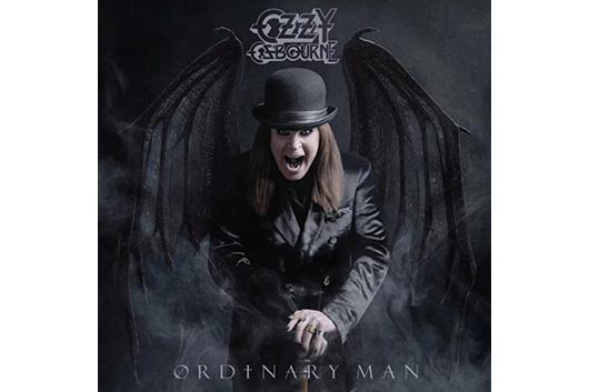 オジーとエルトン・ジョンのコラボ曲はアルバムのタイトル・トラック「Ordinary Man」