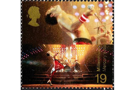 英ロイヤル・メールが7月にクイーンの記念切手を発行