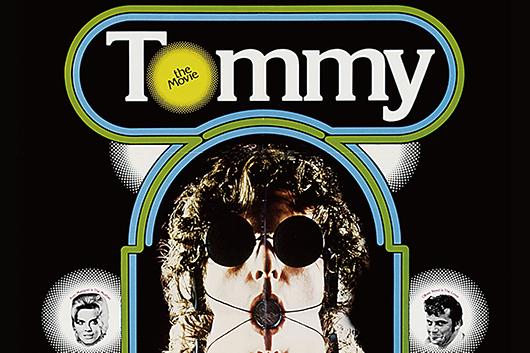 ザ・フー映画『トミー』45周年記念! 3月9日(月)東京・名古屋・大阪のZeppにて、世界初!一夜限りのライヴハウス上映決定!