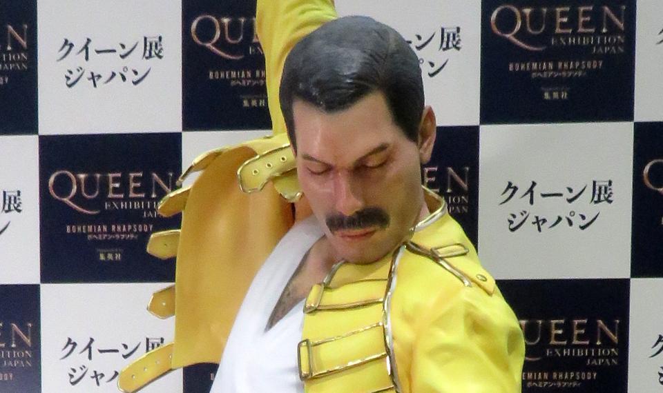 クイーンの栄光と軌跡を巡る展覧会『QUEEN EXHIBITION JAPAN 〜Bohemian Rhapsodey〜』ついに開幕!