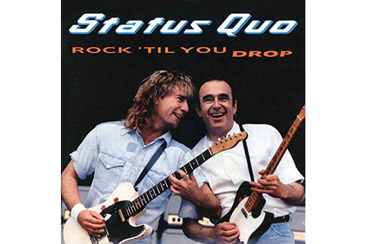 ステイタス・クォー、アルバム3タイトルがデラックス・エディションでリイシュー
