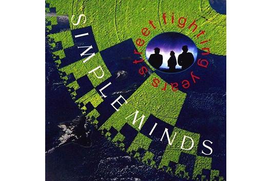 シンプル・マインズ1989年の『Street Fighting Years』、ボックスセット発売