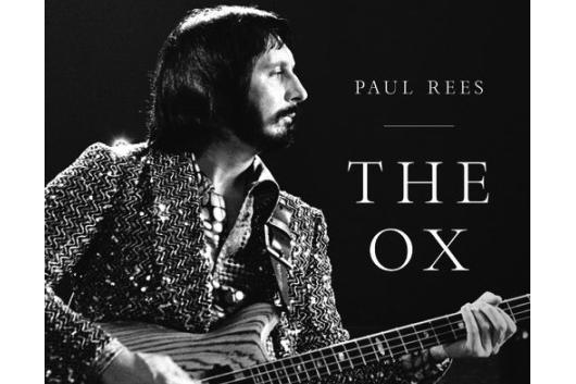 ザ・フーのベーシスト、ジョン・エントウィッスルのバイオグラフィ『The Ox』発売