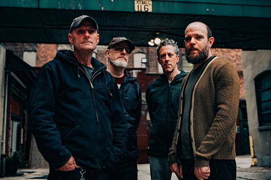 NYノイズの伝説が詰まったニュー・バンド、ヒューマン・インパクトのデビュー・アルバムが遂にリリース