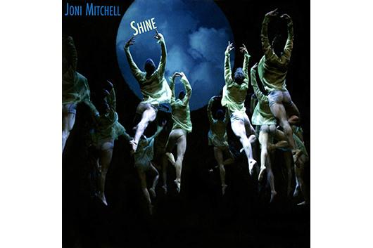 ジョニ・ミッチェル2007年のアルバム『Shine』、アナログ盤でリイシュー