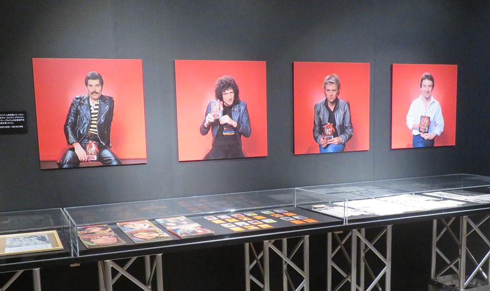 満員御礼のクイーン展覧会『QUEEN EXHIBITION JAPAN 〜Bohemian Rhapsody〜』、東京は1/27まで