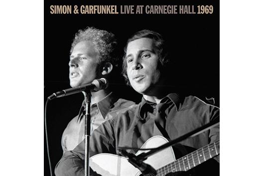 サイモン&ガーファンクル1969年の「Live At Carnegie Hall」、未発表ライヴ4曲がストリーミングでリリース