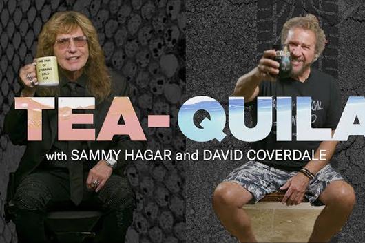 サミー・ヘイガー&ザ・サークルとホワイトスネイクがジョイント・ツアーを発表