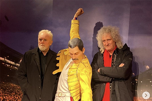 クイーン展覧会『QUEEN EXHIBITION JAPAN 〜Bohemian Rhapsody〜』横浜がいよいよ明日開幕!