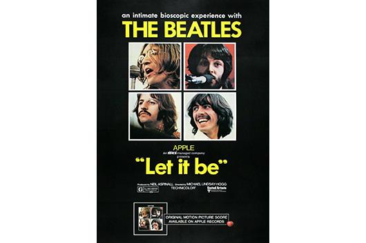 ビートルズ1970年の映画『Let It Be』を基にした新たなドキュメンタリー、年内に公開か?
